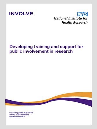 INVOLVE Training Support